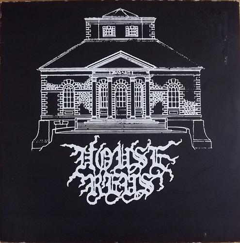 HOUSE REVERENDS House Revs (Monofonus Press - USA original) (VG/EX) LP