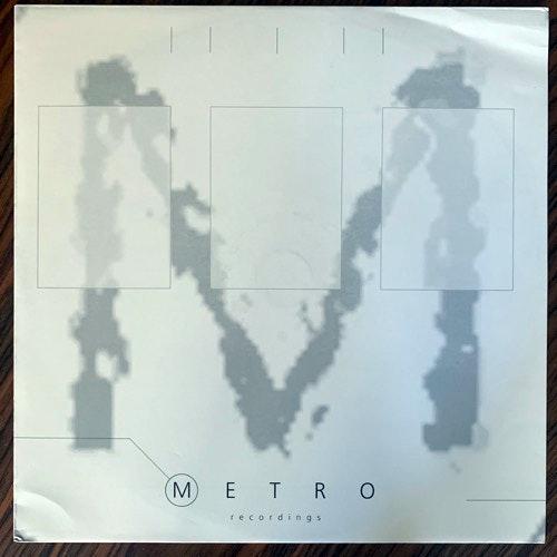 """FORTRAN Place To Be (Metro - UK original) (VG+) 12"""""""