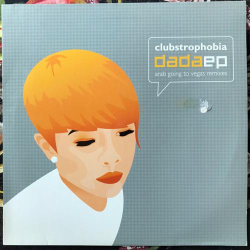 "CLUBSTROPHIA Dada EP (MTG - Norway original) (VG+) 12"" EP"