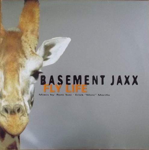 "BASEMENT JAXX Fly Life (Multiply - UK original) (EX) 12"" EP"