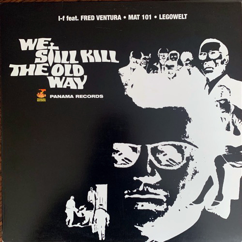 """VARIOUS We Still Kill The Old Way: The Double Double Cross (Viewlexx - Holland original) (VG+) 12"""""""
