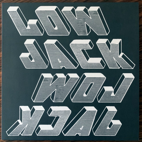 """LOW JACK Imaginary Boogie (The Trilogy Tapes - UK original) (NM/EX) 12"""""""