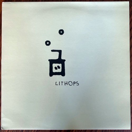 LITHOPS Didot (Eat Raw - Germany original) (VG+/EX) LP