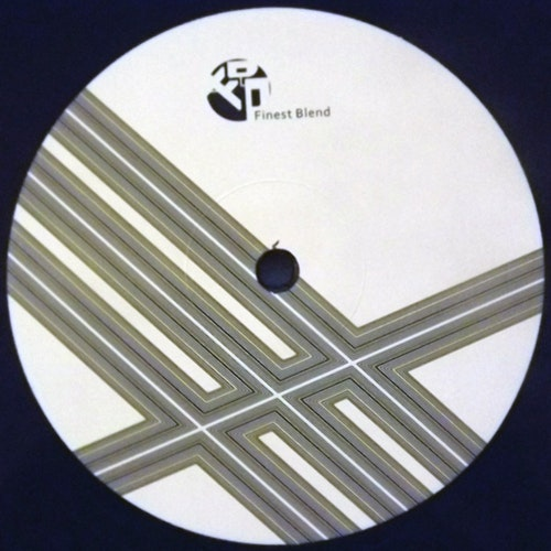 "KENNY BLACK Feat. ELISA SILVA/ORLANDO VOORN Around Me/Arpeggiator Adventures (Finest Blend - Sweden original) (NM) 12"""