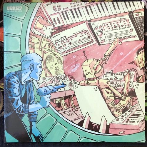 "UBX127 Lamour Remixes (Lamour - Sweden original) (SS) 12"" EP"