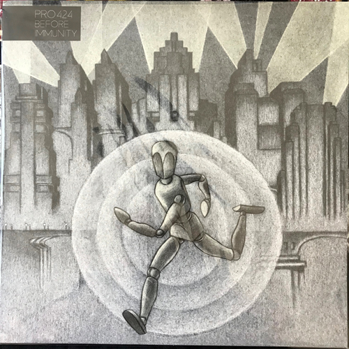 PRO 424 Before Immunity (Lamour - Sweden original) (NM) LP