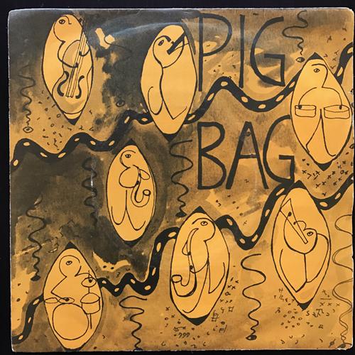"PIGBAG Papa's Got A Brand New Pigbag (Y - UK original) (VG/VG+) 7"""