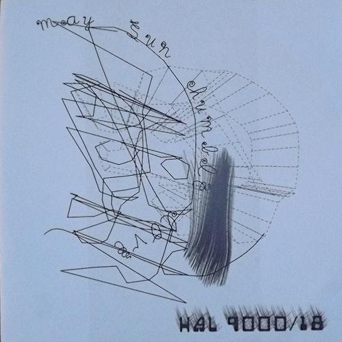 "HAL 9000 May Sun (Yellow vinyl) (Hal 9000 - Germany original) (EX) 7"""