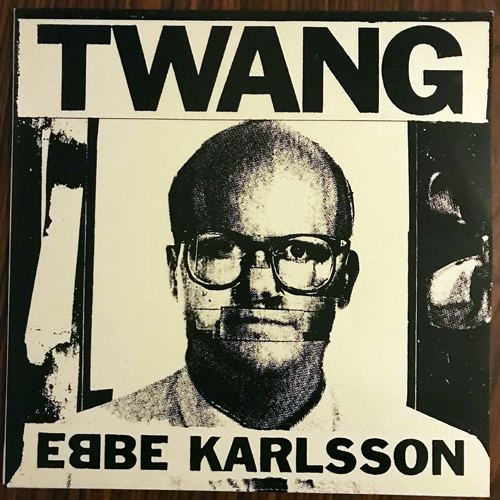 TWANG Ebbe Karlsson (Start Klart - Sweden original) (EX) LP