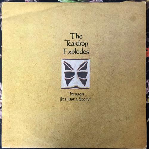 "TEARDROP EXPLODES, the Treason (It's Just A Story) (Mercury - UK original) (VG+) 12"""