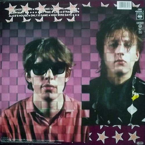 PSYCHEDELIC FURS, the Mirror Moves (CBS - Holland original) (EX) LP