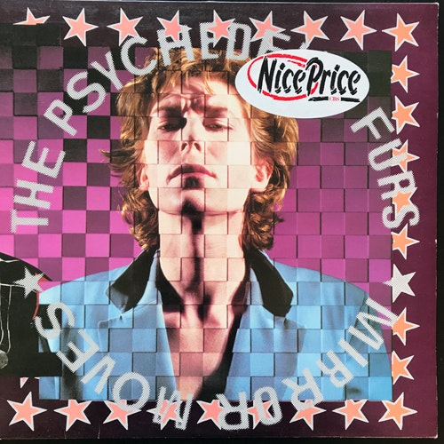 PSYCHEDELIC FURS, the Mirror Moves (CBS - UK reissue) (VG+/EX) LP