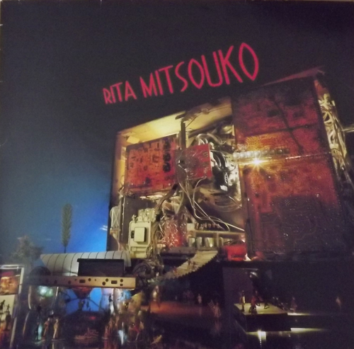 LES RITA MITSOUKO Rita Mitsouko (Virgin - Europe original) (EX/VG+) LP