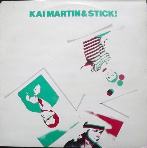 KAI MARTIN & STICK! Biomusik (Silence - Sweden original) (VG/VG+) LP