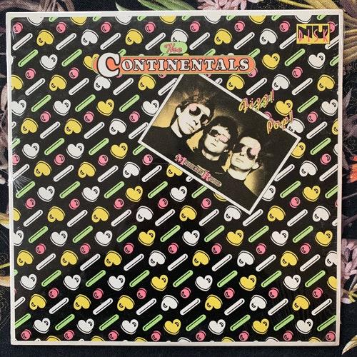 "CONTINENTALS, the Fizz! Pop! Modern Rock (Nu Disk - USA original) (NM/EX) 10"""
