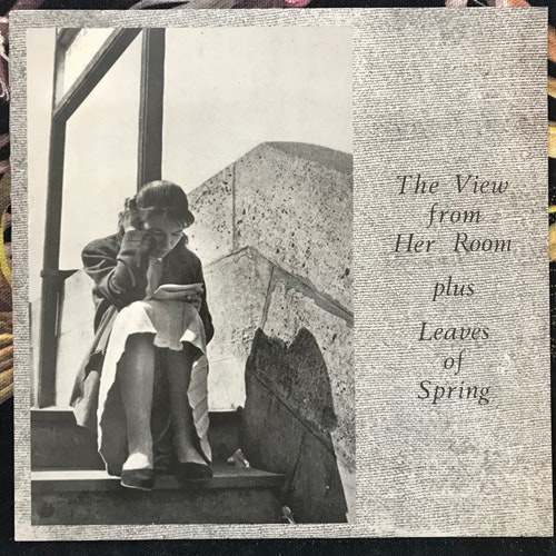"""WEEKEND The View From Her Room (Rough Trade - UK original) (VG+) 7"""""""