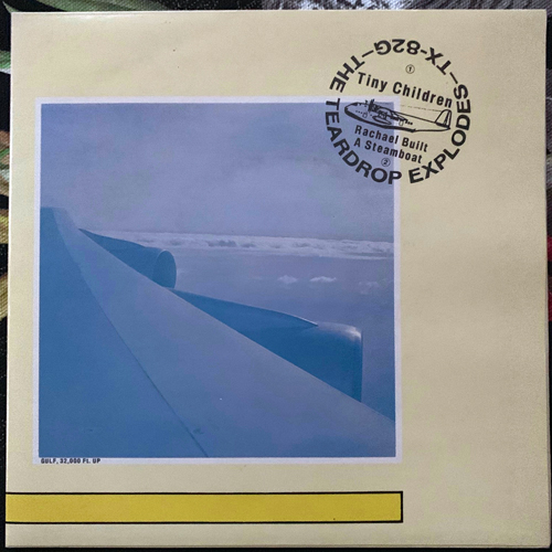 "TEARDROP EXPLODES, the Tiny Children (Mercury - UK original) (EX/VG+) 7"""