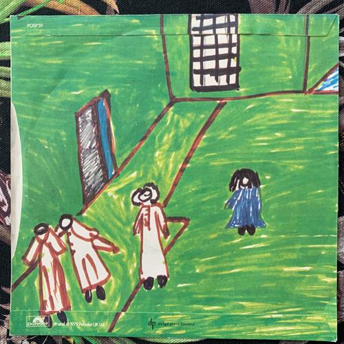 "SIOUXSIE & THE BANSHEES Playground Twist (Polydor - UK original) (VG+) 7"""