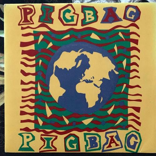 """PIGBAG The Big Bean (Y - UK original) (VG+) 7"""""""