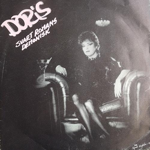 "DORIS Svart Romans (Radio Studio - Sweden original) (VG/EX) 7"""