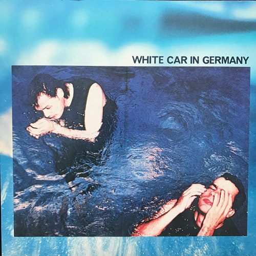 """ASSOCIATES, the White Car In Germany (Situation Two - UK original) (EX) 7"""""""