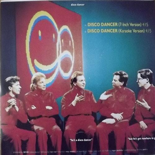 """DEVO Disco Dancer (Enigma - USA original) (EX/NM) 7"""""""