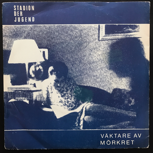 """STADION DER JUGEND Väktare Av Mörkret (Musiklaget Slick - Sweden original) (VG/EX) 7"""""""