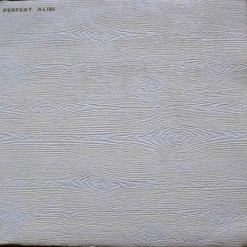 "PERFEKT ALIBI I Takt Med Tankarna (Heartwork - Sweden original) (VG+) 7"""