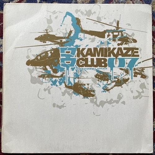 "VARIOUS The Kamikaze Club 07 (Kamikaze Club - France original) (VG+) 12"""