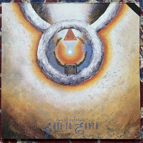 DAVID SYLVIAN Gone To Earth (Virgin - Europe original) (VG+/VG-) 2LP