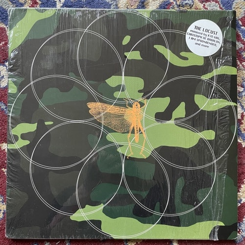 "LOCUST, the Well I'll Be A Monkey's Uncle (Green vinyl) (Gold Standard Laboratories - USA original) (EX) 2x12"""