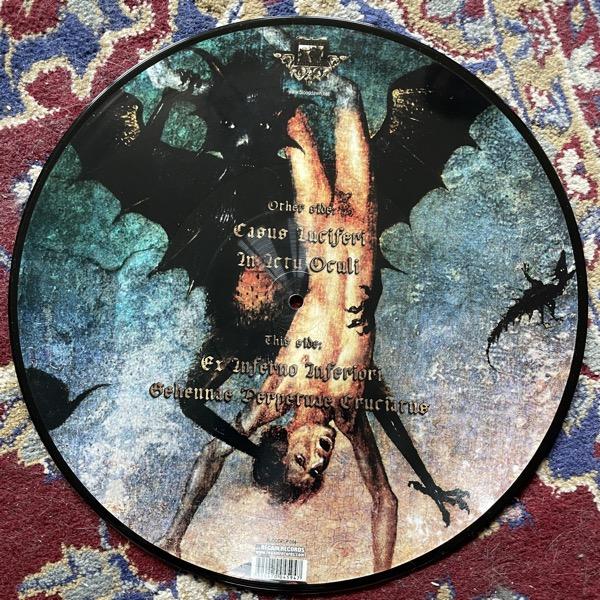 ABRUPTUM Casus Luciferi (Blooddawn - Sweden original) (EX) PIC LP