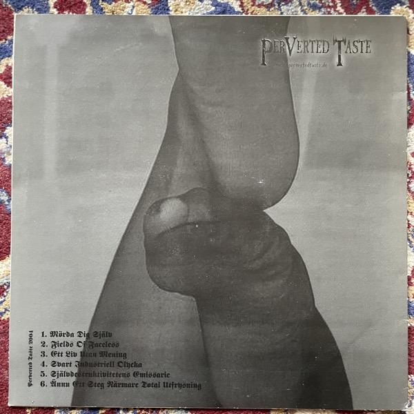 SHINING The Darkroom Sessions (Perverted Taste - Germany original) (EX) LP