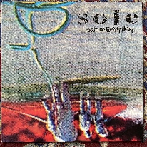"SOLE Salt On Everything (Anticon - UK original) (EX/VG+) 12"" EP"