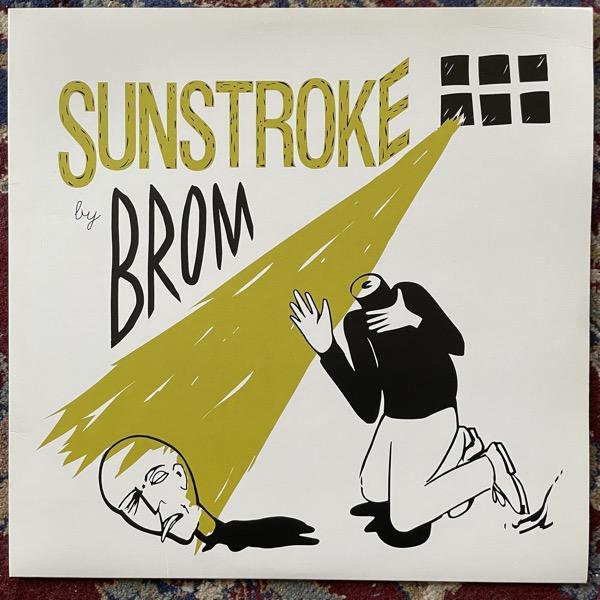 BROM Sunstroke (Trost - Austria original) (VG+/NM) LP