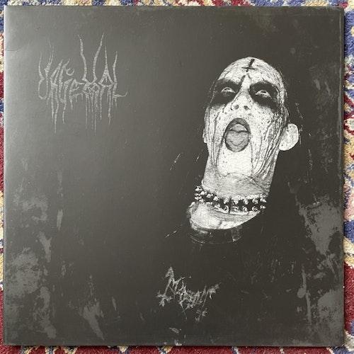 URGEHAL The Eternal Eclipse - 15 Years Of Satanic Black Metal (Agonia - Poland original) (EX) LP