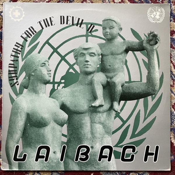 "LAIBACH Sympathy For The Devil II (Mute - UK original) (VG/VG+) 12"""