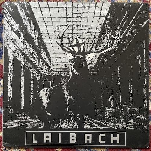 LAIBACH Nova Akropola (Cherry Red - UK original) (VG+) LP