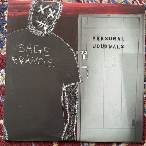 SAGE FRANCIS Personal Journals (Anticon - USA original) (EX) 2LP