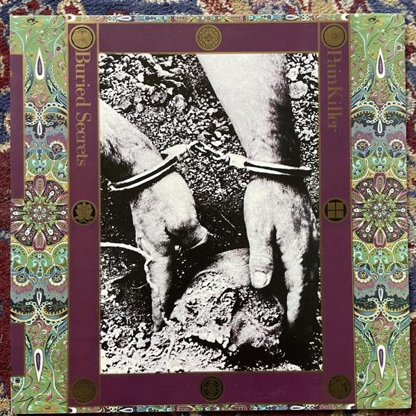 PAINKILLER Buried Secrets (Earache - UK original) (EX) LP