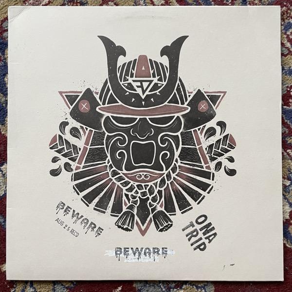 "AGENTS OF MISFORTUNE Untitled (Grey swirl vinyl) (Dog Food - USA original) (EX/NM) 12"""