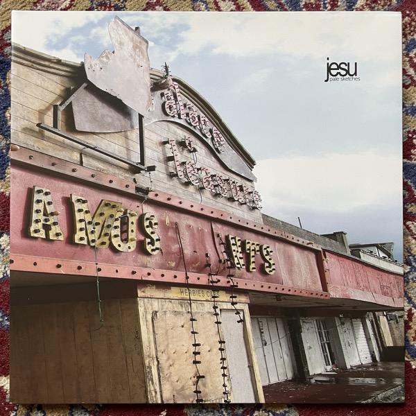 JESU Pale Sketches (Avalanche - UK original) (EX) LP