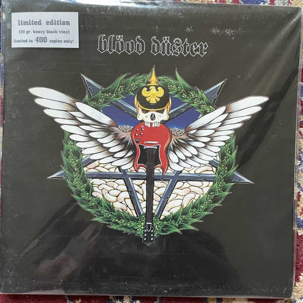 BLOOD DUSTER Blood Duster (Apathic View - Germany original) (EX) LP