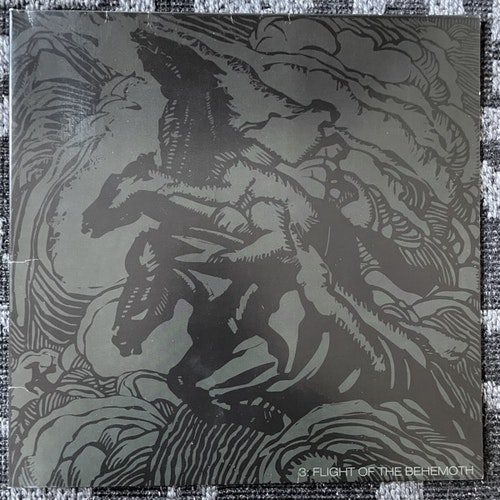 SUNN O))) 3: Flight Of The Behemoth (Bisect Bleep Industries - France original) (VG+/EX) 2LP