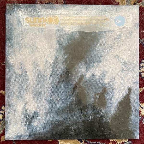 SUNN O))) Dømkirke (Blue vinyl) (Southern Lord - USA original) (EX/NM) 2LP