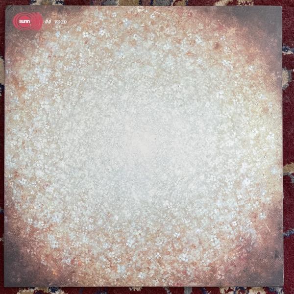 SUNN O))) ØØ Void (Cream vinyl) (Southern Lord - USA 2011 reissue) (VG+/NM) 2LP