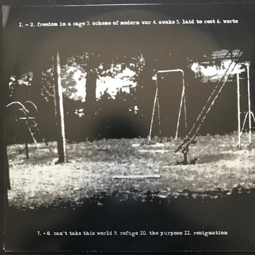 NOVEMBER 13TH November 13th (Disyouth - Germany original) (EX) LP