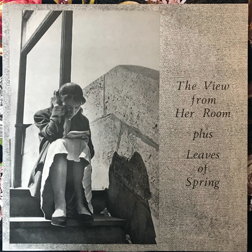 """WEEKEND The View From Her Room (Rough Trade - UK original) (VG+) 12"""""""