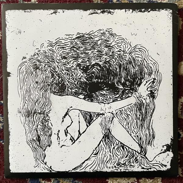 """HATRED Hatred (Clear vinyl) (Alleypiss - USA original) (VG+) 7"""""""