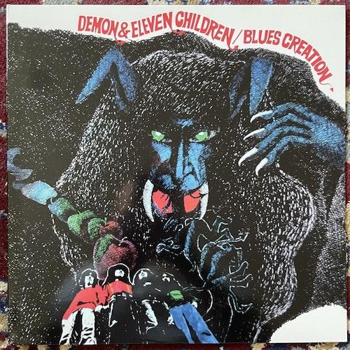 BLUES CREATION Demon & Eleven Children (Bamboo - UK reissue) (EX/NM) LP